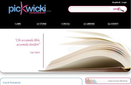 pickwicki-homepage