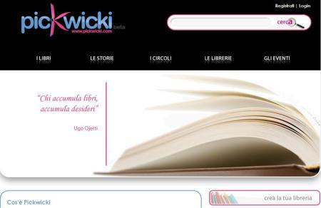pickwicki-homepage