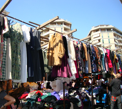 Vasta scelta al pittoresco mercatino di porta portese for Il mercatino roma