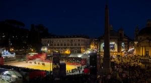 Carnevale Piazza del Popolo