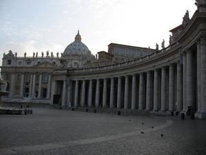 Colonnato piazza San Pietro