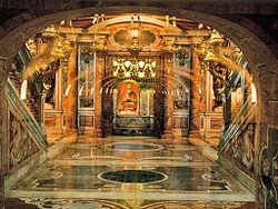 Tomba di San Pietro