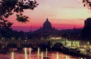 Luoghi romantici Roma