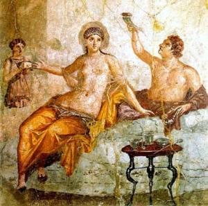 Cucina antica Roma